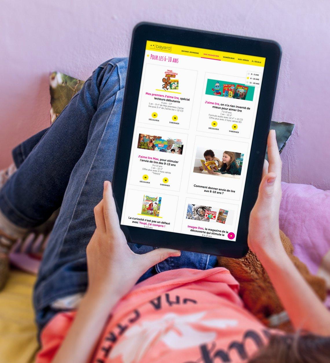 Agence digitale petite enfance