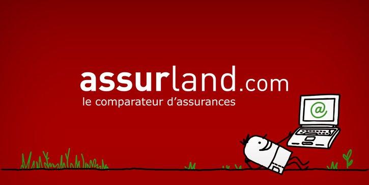 Assurland: Charte graphique web