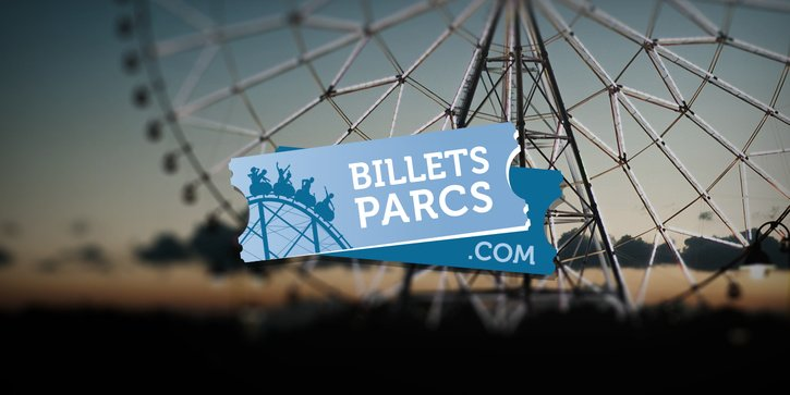 BilletsParcs: Identité visuelle globale