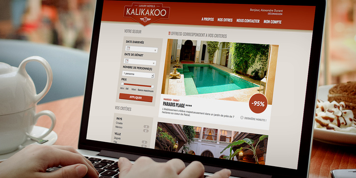 Kalikakoo: Solution e-commerce