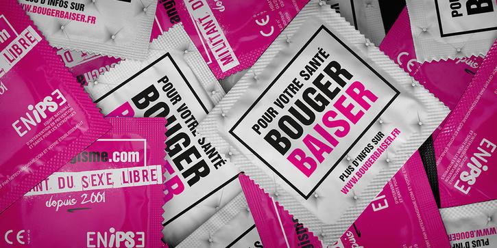 #BougerBaiser: Campagne marketing viral Bouger Baiser